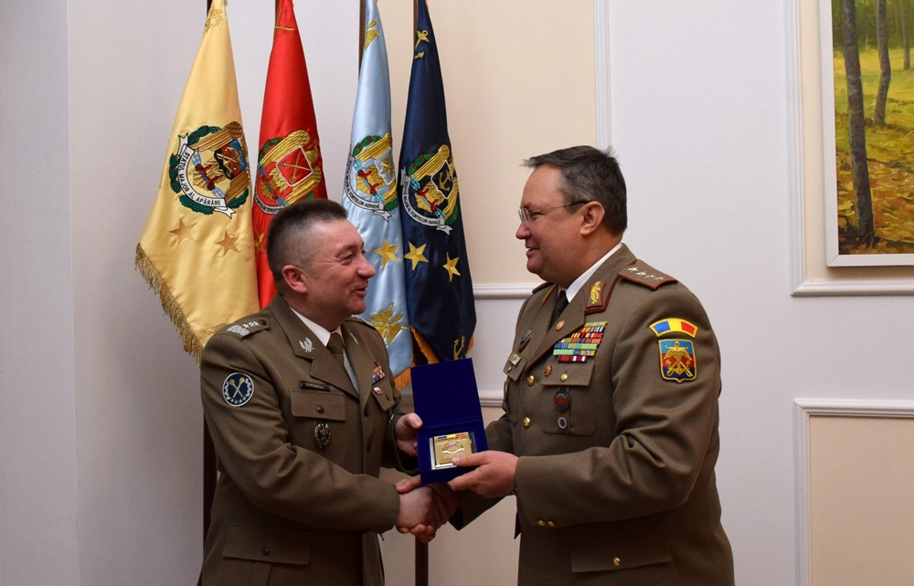 A Stronger Polish-Romanian Military Cooperation