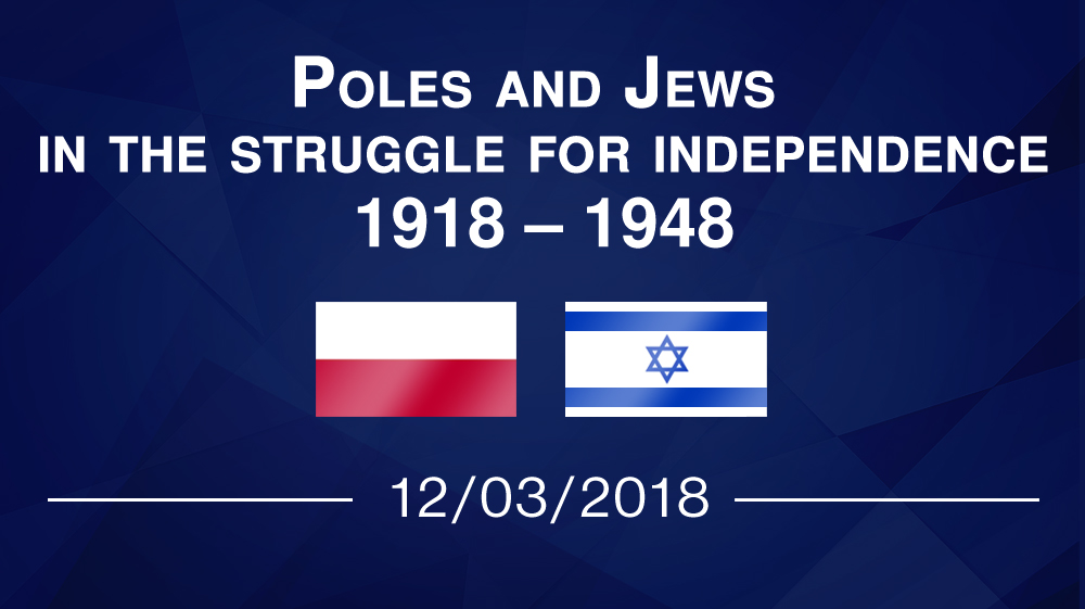 Poles and Jews in the struggle for independence, 1918 – 1948