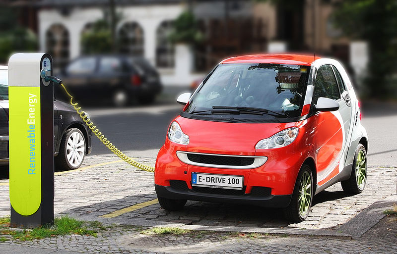 Electric cars in the Verkhovna Rada