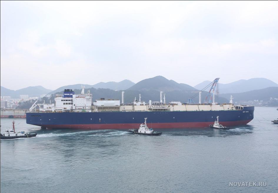 Gazpromowi nie w smak LNG Novateku