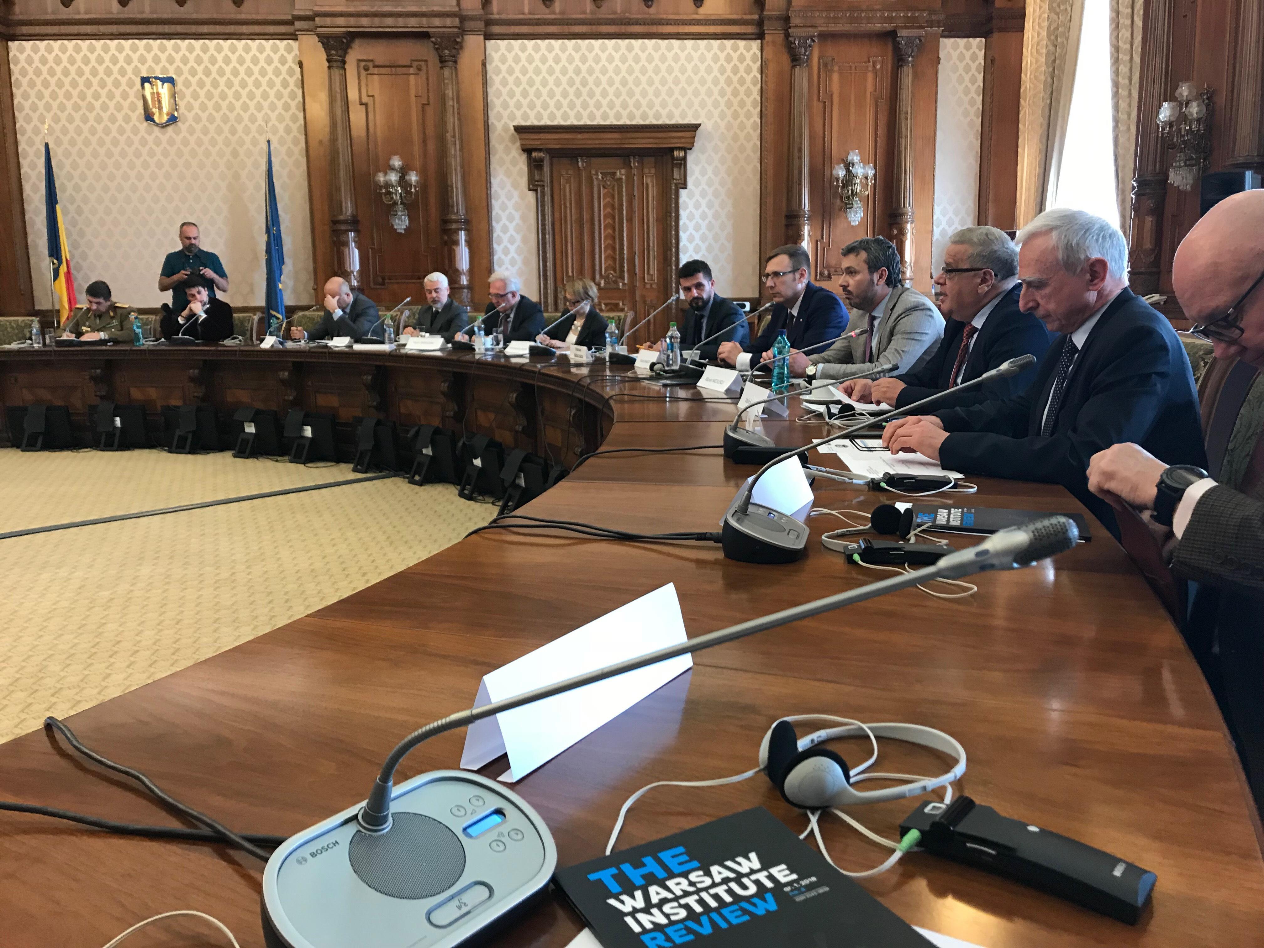 Współpraca energetyczna i infrastrukturalna – podsumowanie konferencji w Bukareszcie