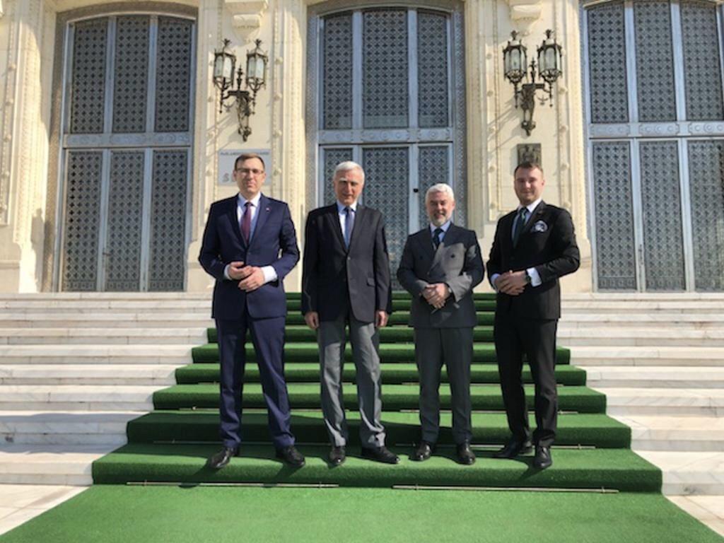 Polska Delegacja na Konferencji Warsaw Institute w Bukareszcie – Energia i Infrastruktura