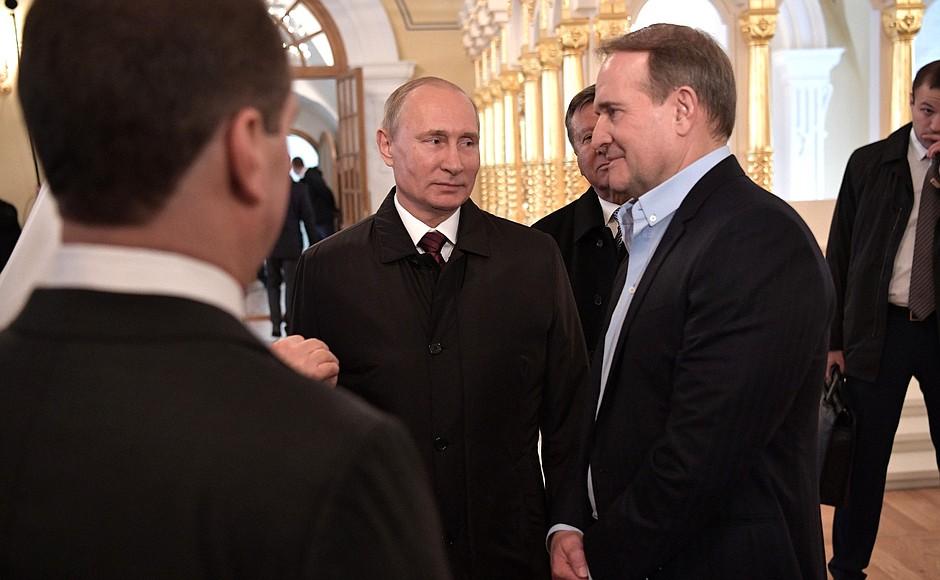 """Rosyjski ślad w """"Ukraińskim Wyborze"""""""