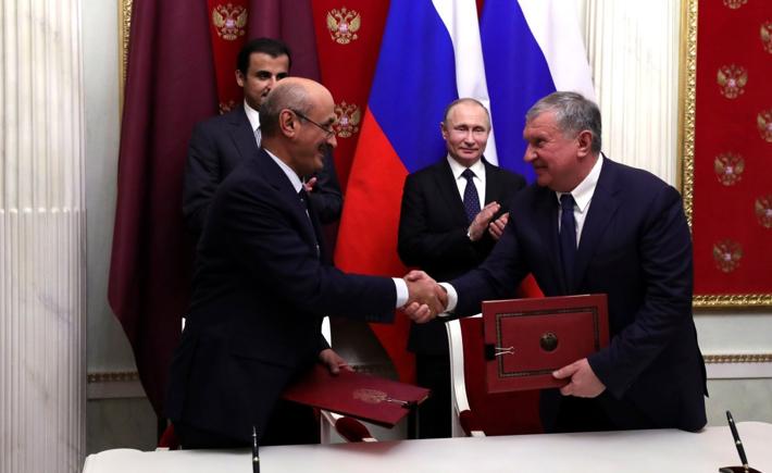 Katar ratuje Rosnieft przed chińską kompromitacją