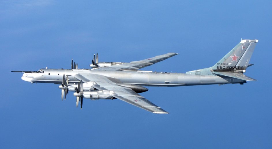 Russia again threatens the USA with atomic bombers