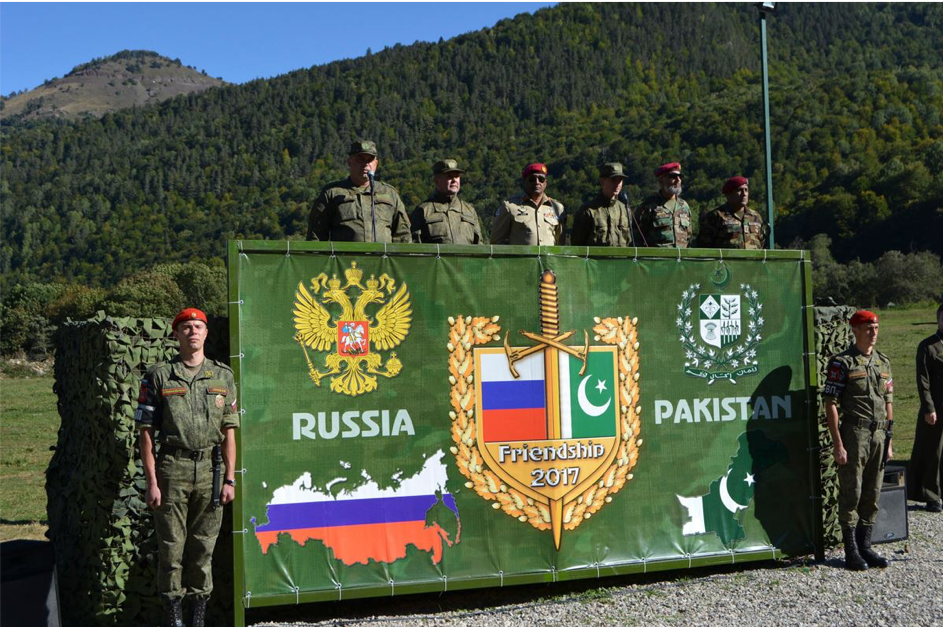 Russia and Pakistan to Strengthen Cooperation