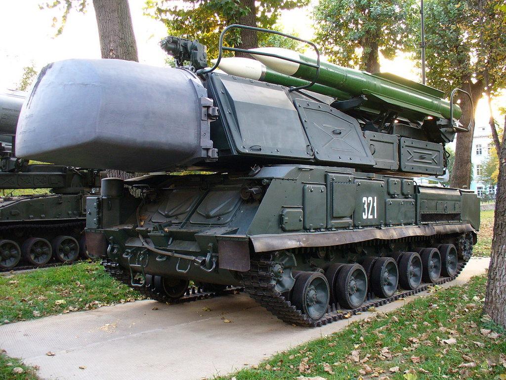 GRU i brygada z Kurska. MH 17 uderza w plan Putina
