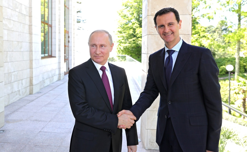 Russia's Costly Alliance with Assad Ends up with Bloody Slip-up