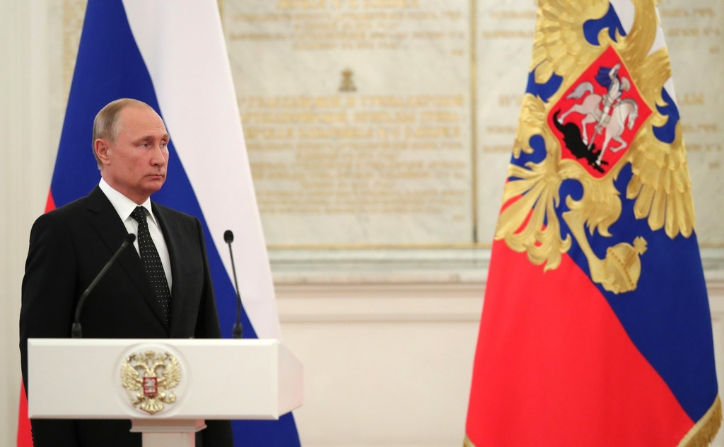 No Major Changes in the Kremlin. FSB Officers Join Putin's Administration