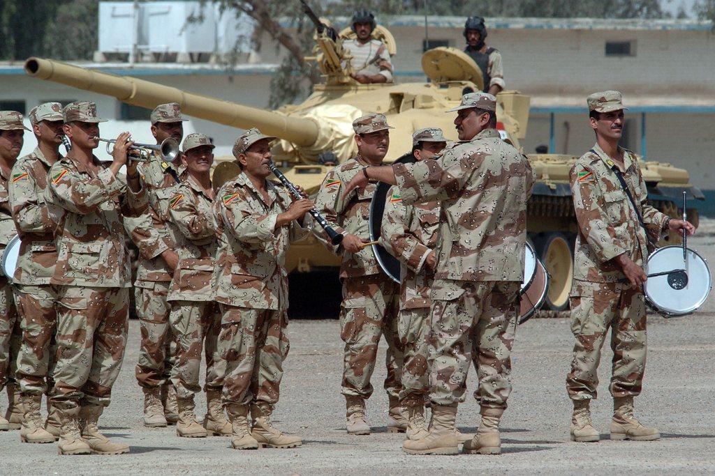 Czołgi i ropa. Rosjanie mocniejsi w Iraku