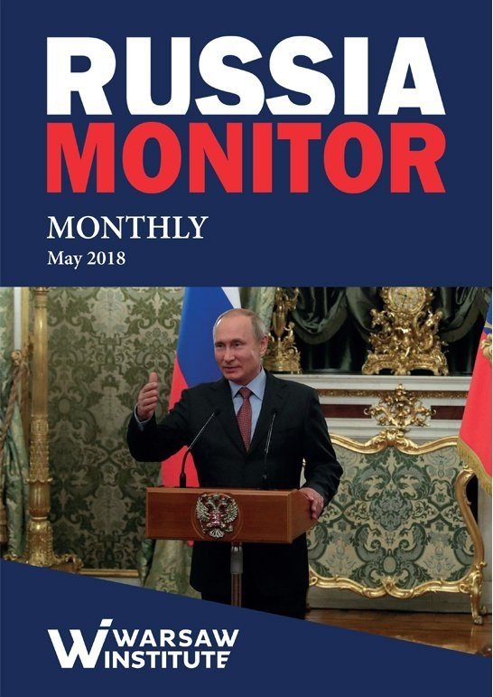 RUSSIA MONITOR MONTHLY 05/2018