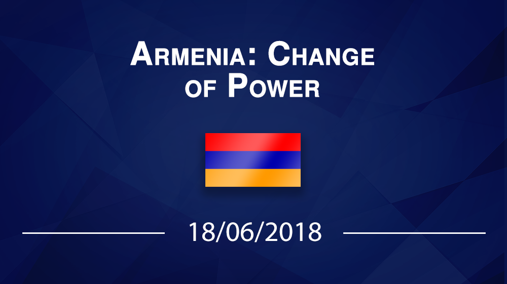 Armenia: Change of Power