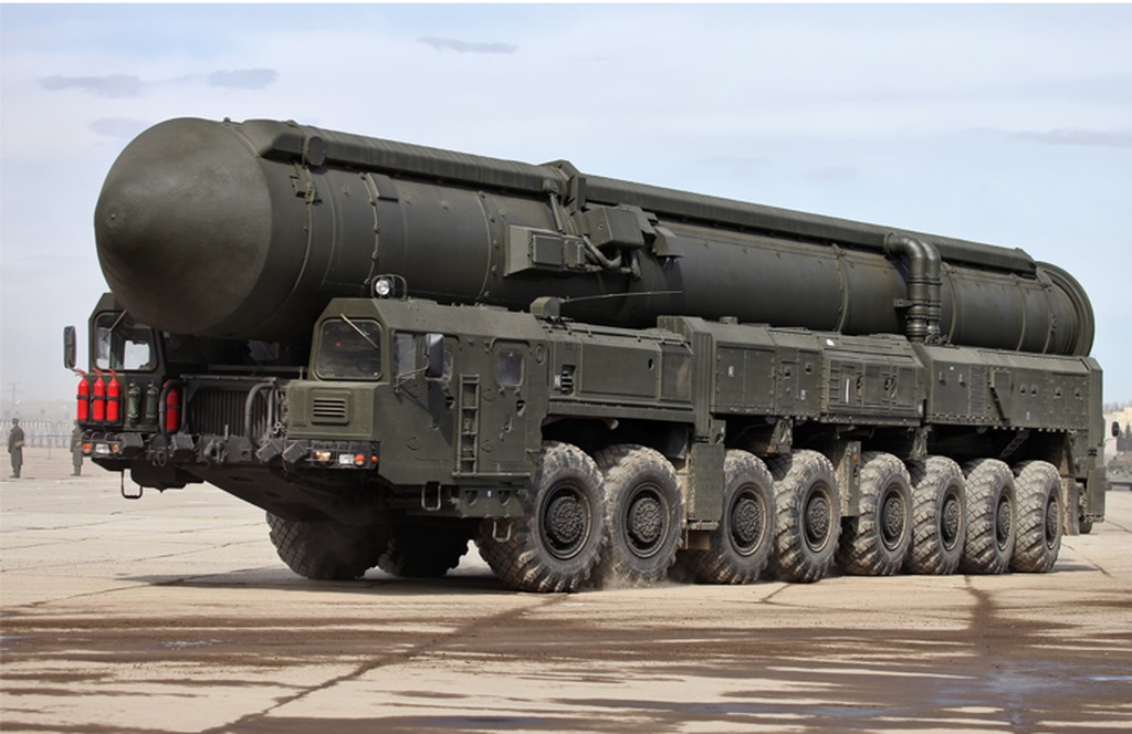 Brand-New Missiles and New Deadlines: Russia Modernizes Its Nuclear Army