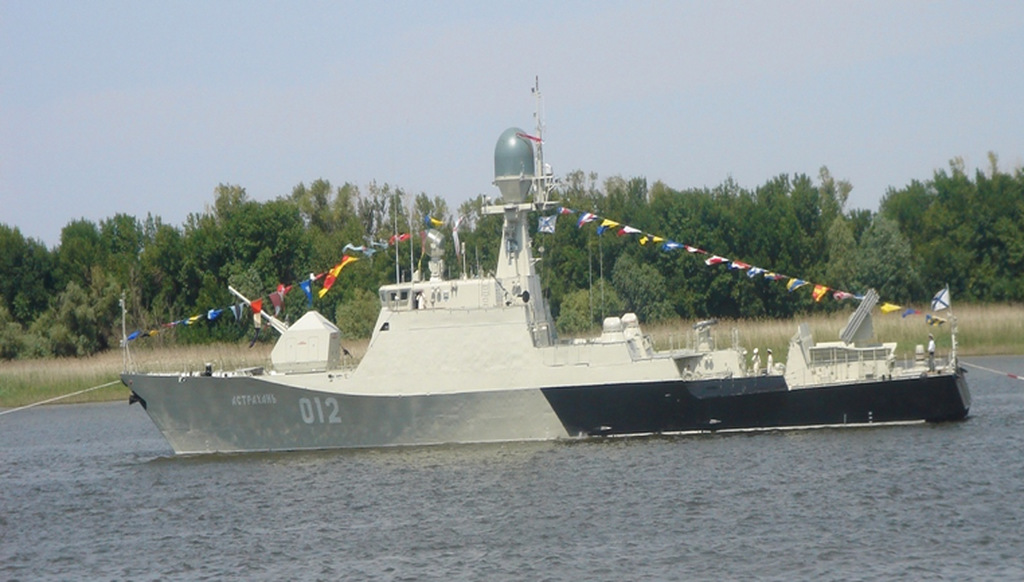 Dangerous Activities of Russia's Navy Fleet