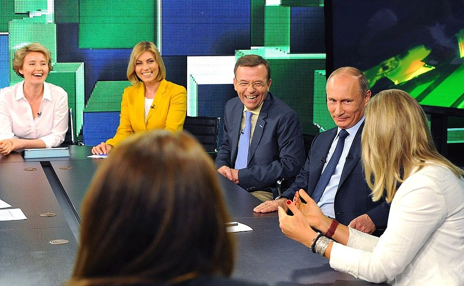 Fewer Russian broadcasts in the Lithuanian media