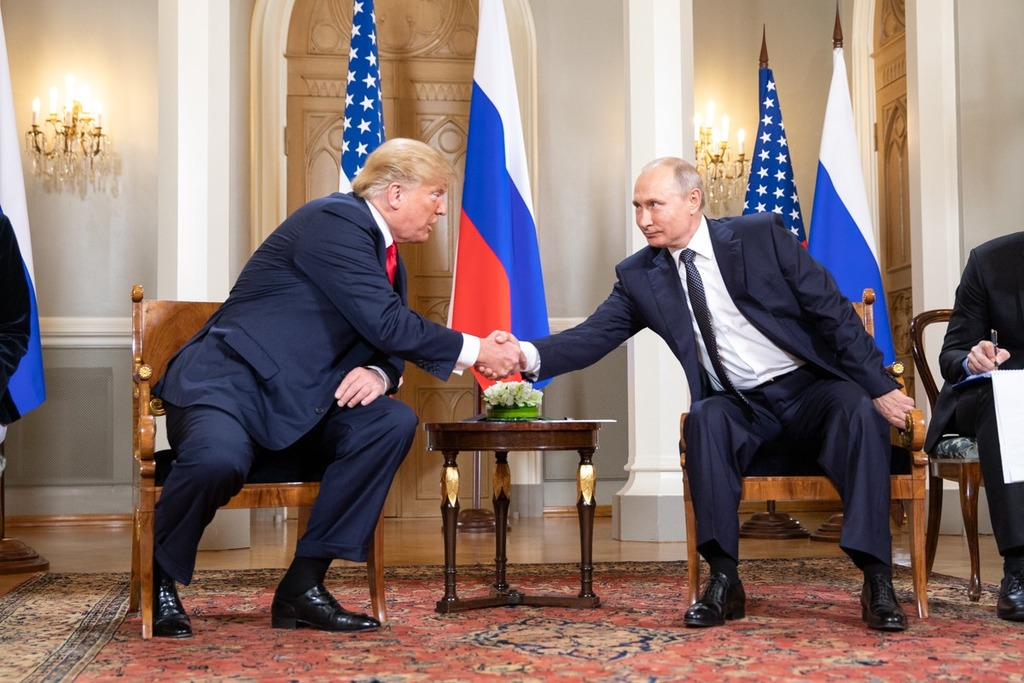 Helsinki Summit: No Peace for Trump