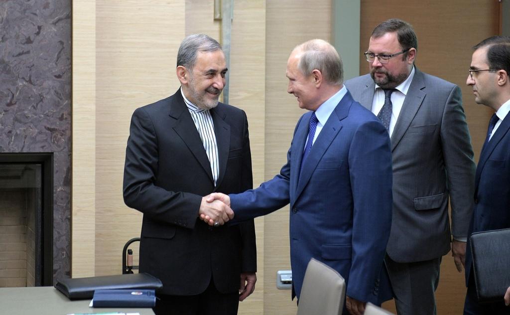 Putin's Persian Game