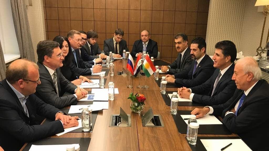 Rosnieft zacznie wydobywać ropę w irackim Kurdystanie