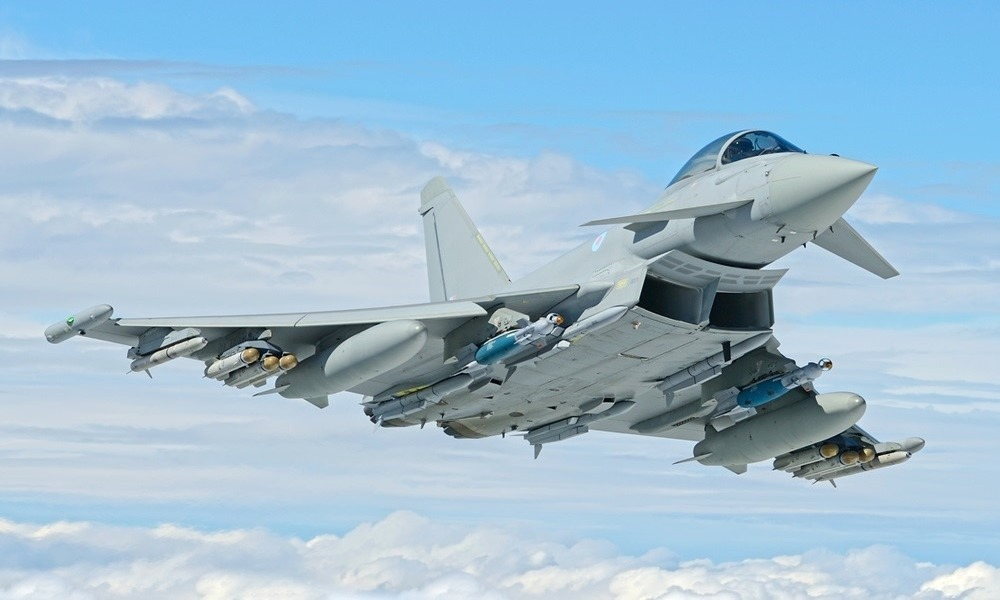 British Typhoons' Mission: Russia to Test NATO's Black Sea Flank