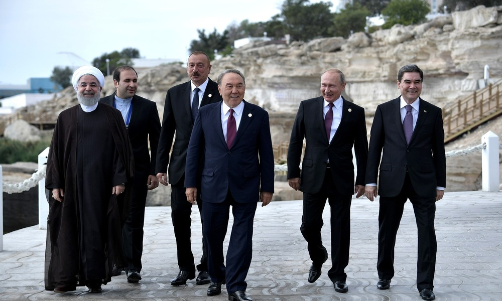 Caspian Convention or Russian Concession?
