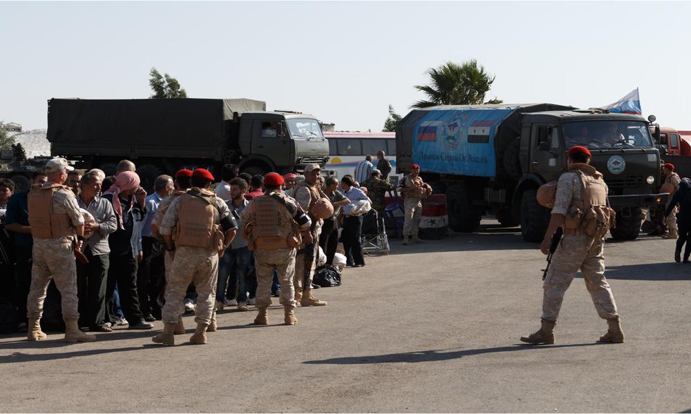 "Zbiórka na Asada, czyli ""humanitarne"" oblicze Rosji"