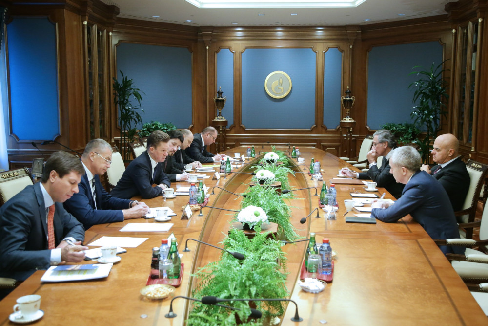Gazprom-Naftogaz Conflict