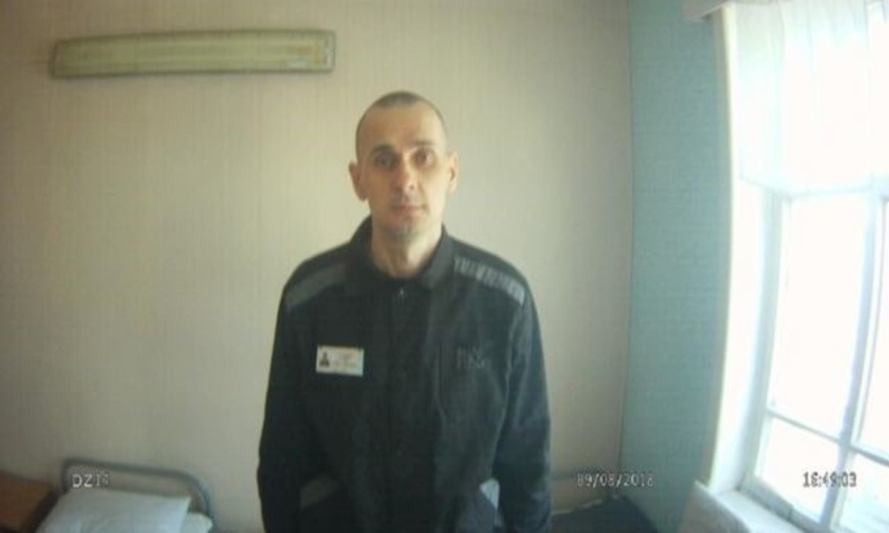 A Strike Against Oblivion – Oleg Sentsov's Fight Continues