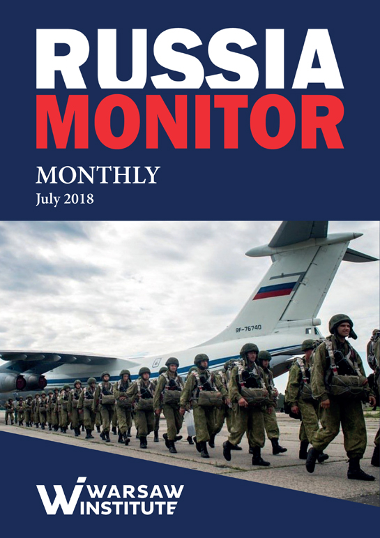 RUSSIA MONITOR MONTHLY 07/2018