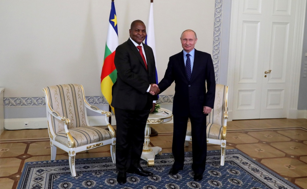 Russian Intrigue in the Heart of Africa. Kremlin's Interests Endangered