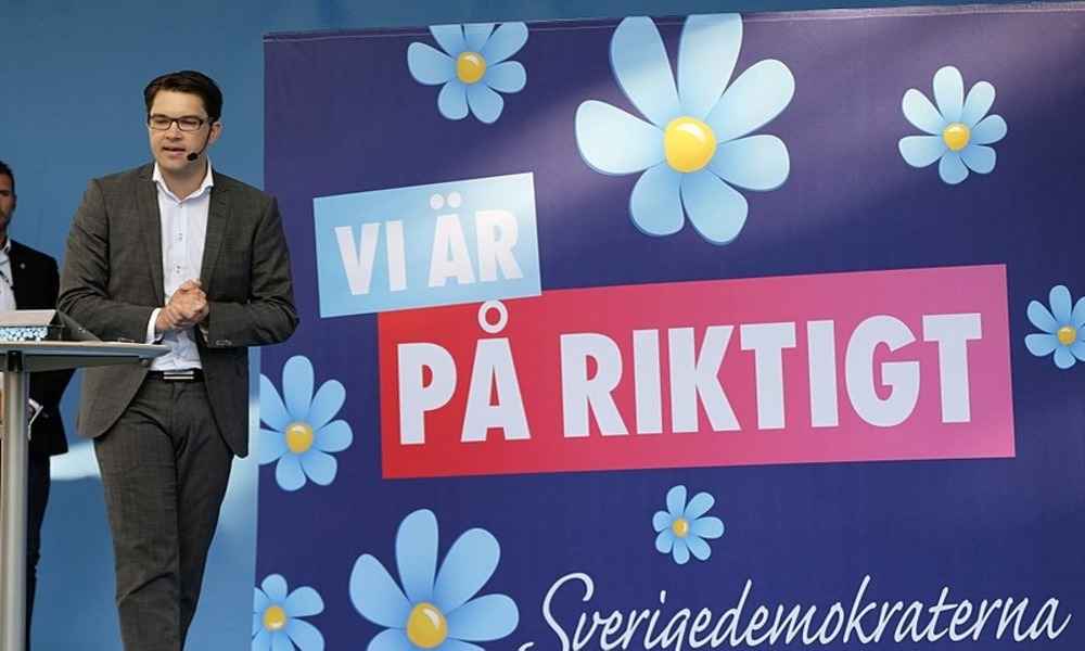 Sweden Democrats on the Offensive