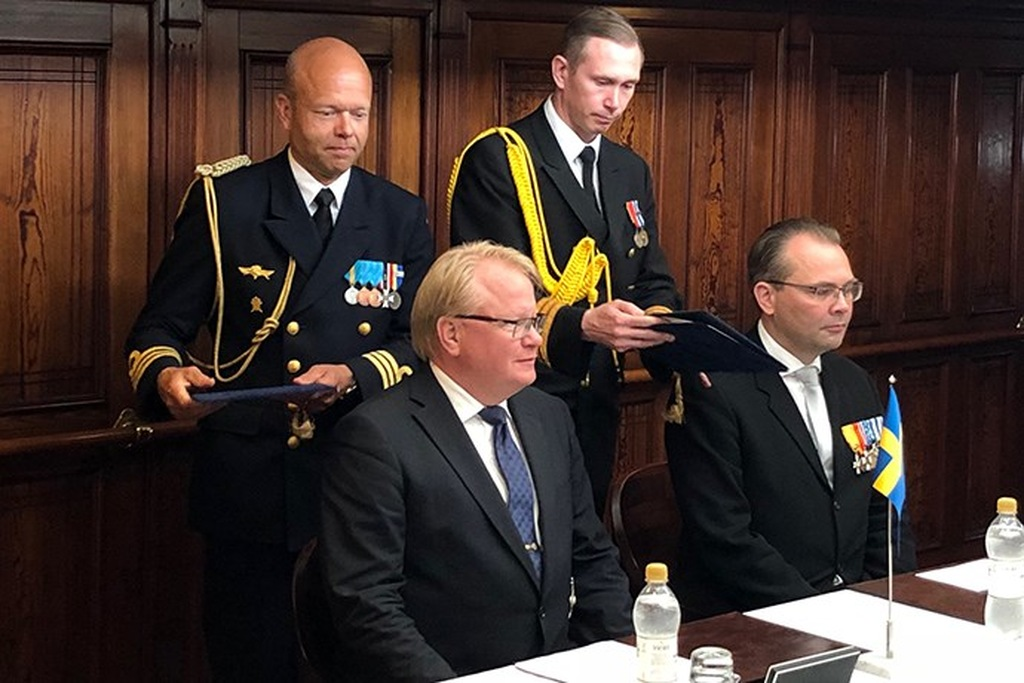 Sweden and Finland – security cooperation