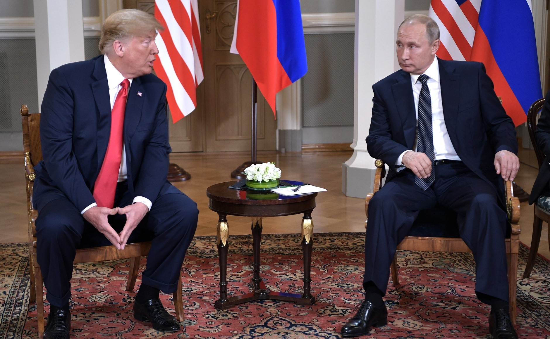 Putin's Helsinki:  Tactical Success, Strategic Failure