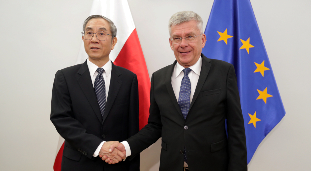 Poland and the EU: Seeking a Two-way Street with China