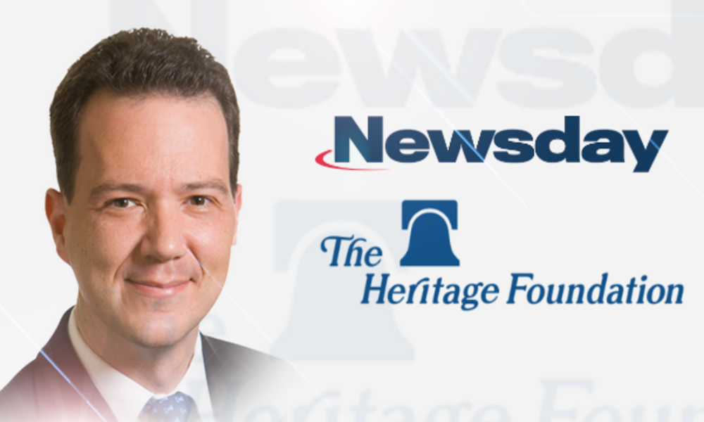 Warsaw Institute Special Report at Newsday and The Heritage Foundation