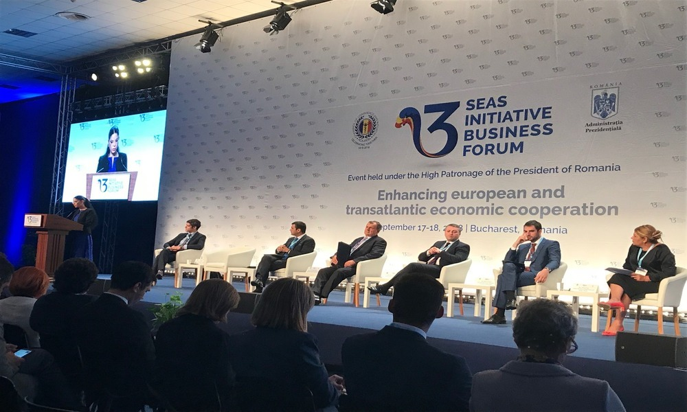 3 Seas Initiative Forum 2