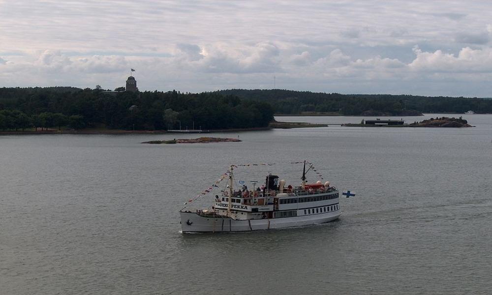 Operacja Fińskich służb na archipelagu wokół Turku
