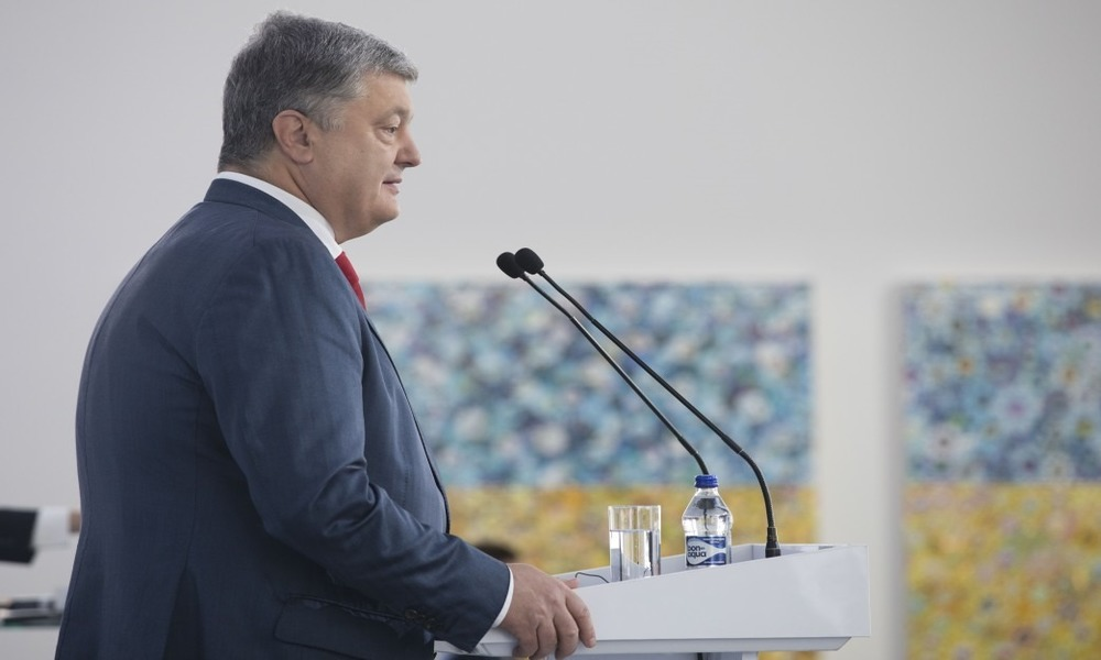 Ukraine's Presidential Elections: Poroshenko's Back to the Game