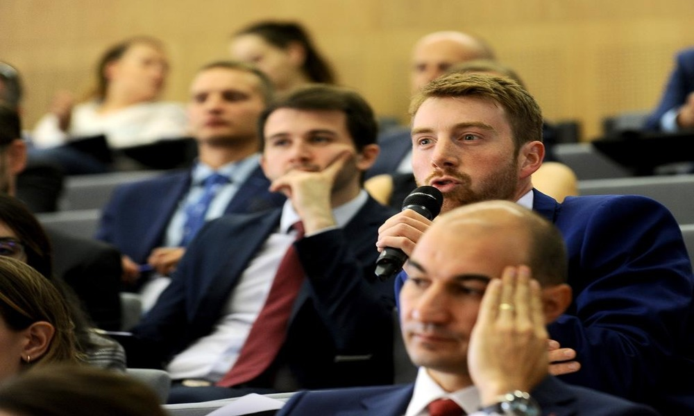 V4 Contribution to european security - Warsaw Institute - Conference 2