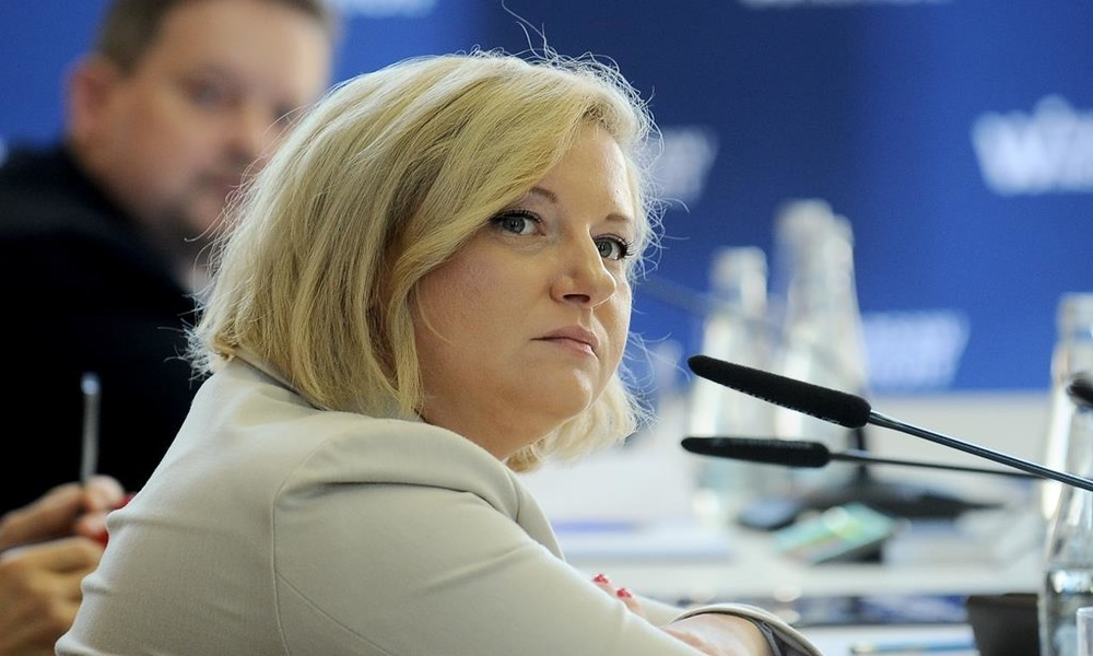 V4 Contribution to european security - Warsaw Institute - Conference - Aleksandra Rybińska