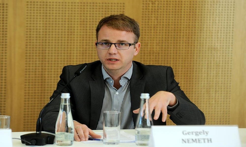 V4 Contribution to european security - Warsaw Institute - Conference - Gergely Nemeth