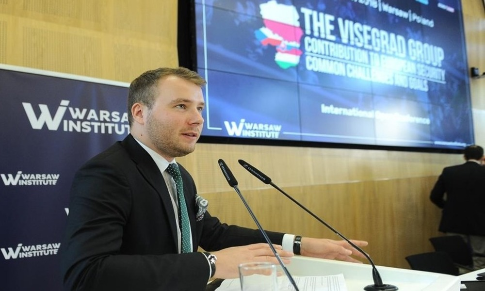 V4 Contribution to european security - Warsaw Institute - Conference - President Krzysztof Kaminski speech
