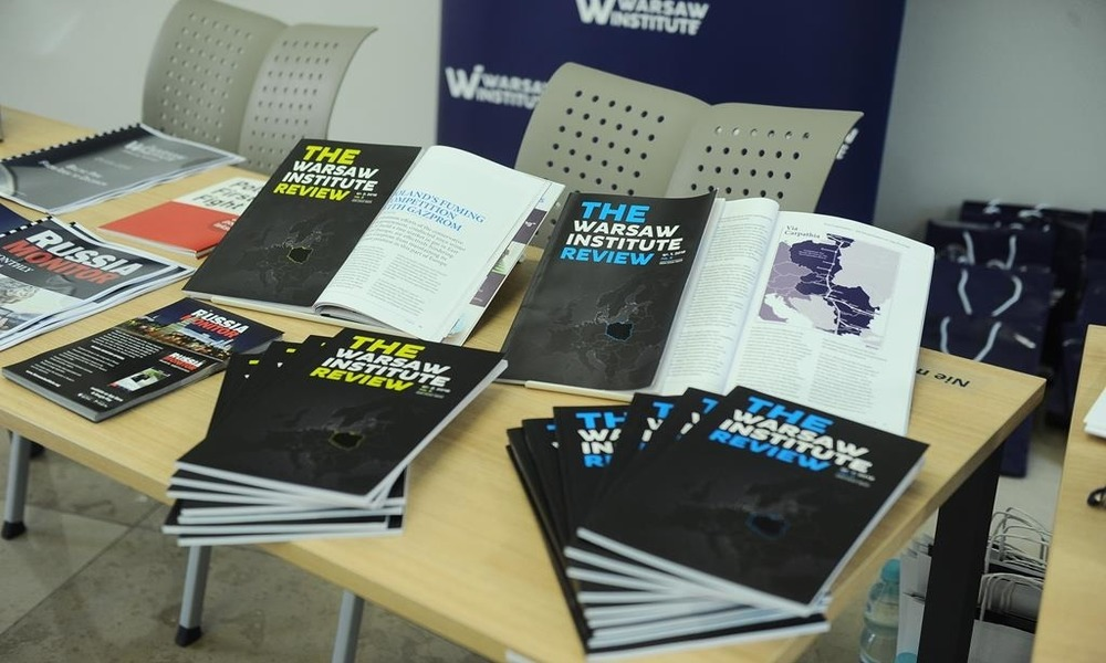V4 Contribution to european security - Warsaw Institute Conference - publications