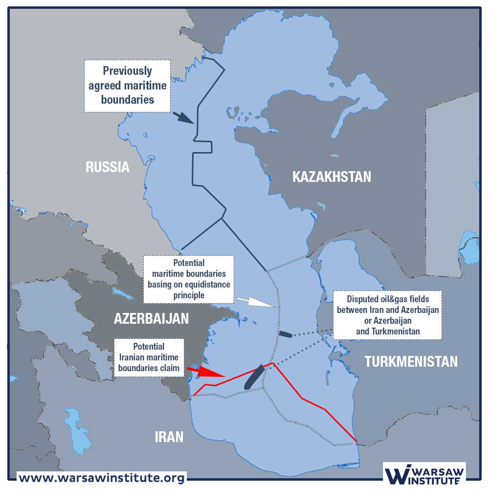 Caspian Summit: Consequences for the Region | Warsaw Institute