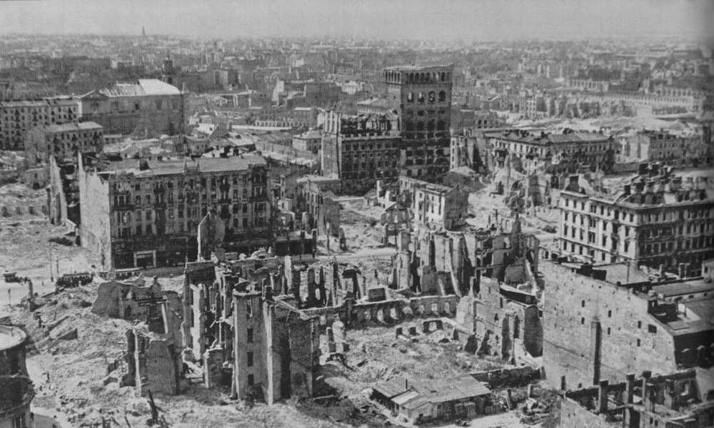 World War II reparations: a problem for Germany today?