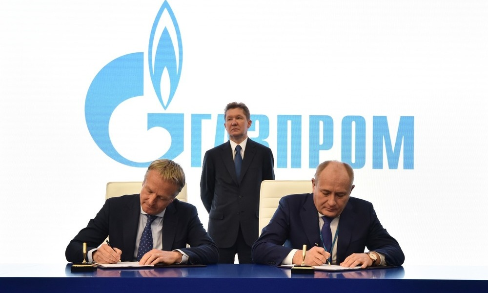 Not Only Baltic LNG Plant: Close Ties between Shell and Gazprom