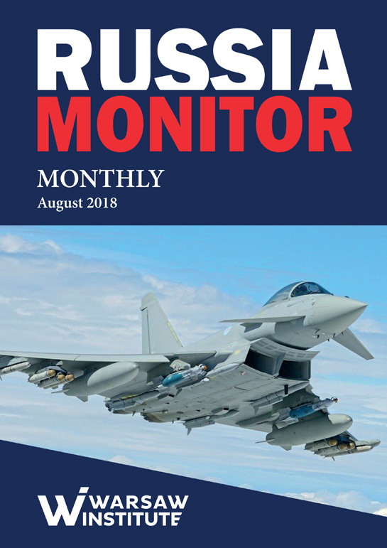 RUSSIA MONITOR MONTHLY 08/2018