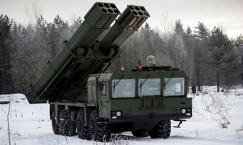 Russian Army to Add More Firepower in Kaliningrad