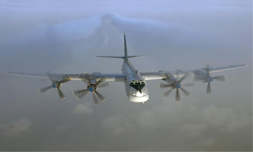"""Blinding"" the USA: Russian bombers near Alaska"