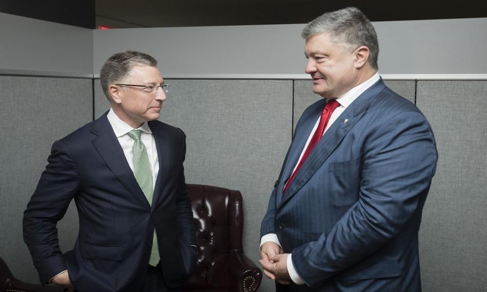 Twarde stanowisko USA ws. Donbasu