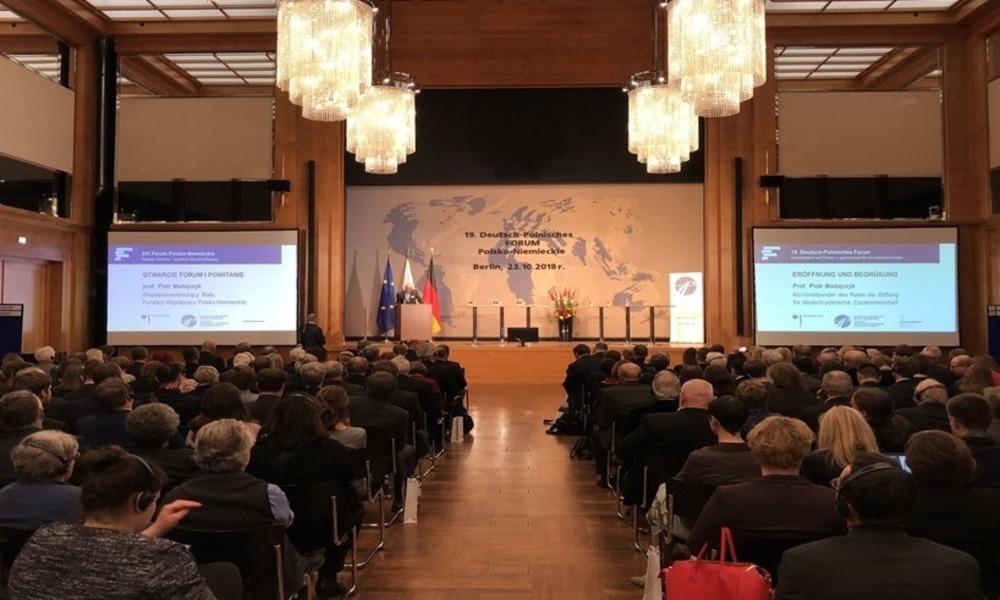 Warsaw Institute Forum Polsko Niemieckie Berlin